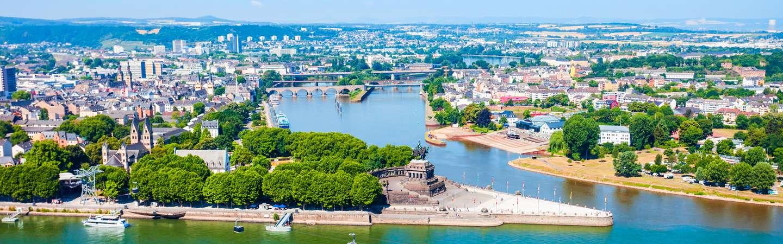 Reiseziel Mosel Koblenz
